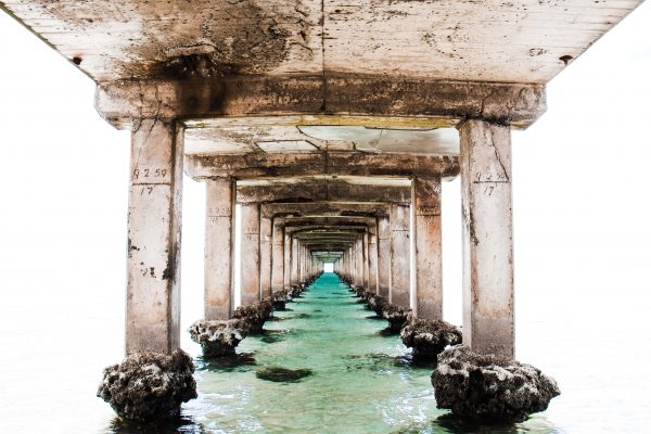 Michelle Bolitho Photography Coastal Series - Pier